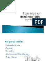 Educando en insulinoterapia