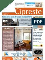 Cipreste 23, Ago 2012