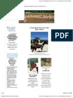 Ridgefield Arena August Newsletter