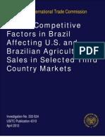 Brasil Agricultura Competitiva