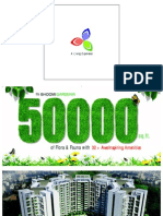 E- Brochure of Bhoomi Gardenia