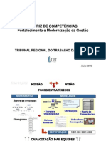 Workshop Matriz de Competencias