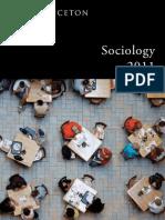 Princeton University Press — Sociology 2011