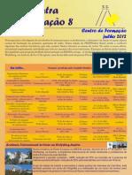 PROFsintra (in)formação nº 8 de Julho de 2012