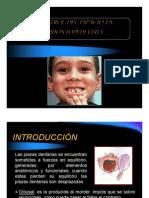 Control Del Espacio en Odontopediatria Ppt