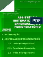 Aula - Assistencia de Enfermagem No Perioperatorio(1)