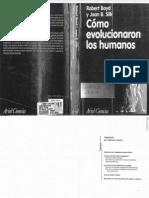 Cómo evolucionaron los humanos