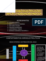 ALTERACIONES ELECTROLITICAS Y ACIDOSIS METABOLICA