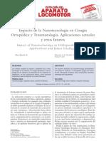 Nanotecnologia en Traumatologia