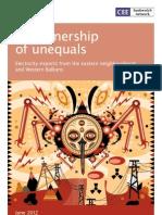 Partnership of Unequals