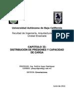 CIMENTACIONES - Distribucion de Presiones y Capacidad de Carga