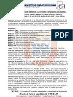 DIPLOMADO EN DISEÑO DE SISTEMAS ELÉCTRICOS Y EFICIENCIA ENERGÉTICA