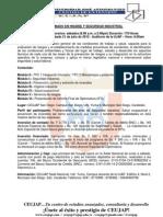 Diplomado en Higiene y Seguridad Industrial