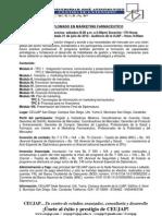 DIPLOMADO EN MARKETING FARMACÉUTICO
