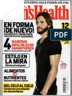 Revista Men's Health Enero 2012