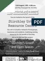 Stirchley Summit 2012