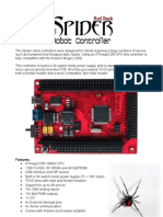 Spider Controller Instrucuction Manual