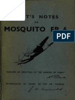 FB.6 Mosquito Flight Manual