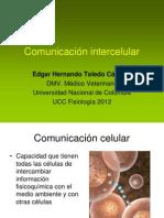 3. Comunicación intercelular