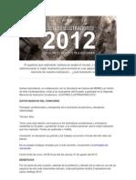 Ilustres Ilustradores 2012