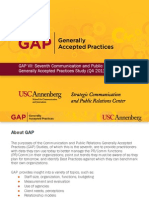USC Annenberg Generally Accepted PR Practices Report VII