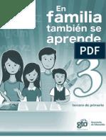 En Familia Tambien se Aprende 3º 2011