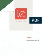 NPR Intern Edition Summer 2012 iBook Final