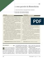 Biossegurança uma questão da Biomedicina (1)