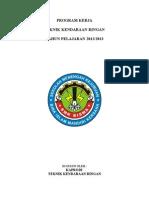 Program Kerja Tkr 2012-2013