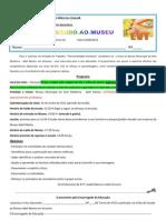 Autorização para a Visita ao Museu