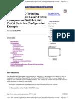 Configuracion de VLANs
