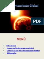 El Calentamiento Global - Copia