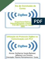 Apresentação resumida_de monografia_ZigBee