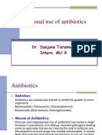 Rational Use of Antibiotics1