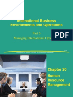 international business chapter 20