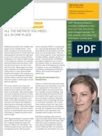 Healthcare Provider Performance Insight