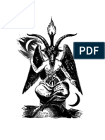 Notes on Baphomet (Peter Carroll)