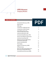 AFMImagingModes Almanac_AgilentTech