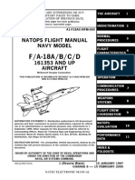 NATOPS Flight Manual FA-18A-B-C-D 161353 and up Aircraft (2000)