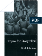 Keith Johnstone - Impro_for_Storytellers