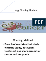 Nursing Oncology 2
