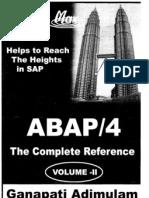 ABAP Volume-2