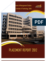 Placement 2012