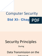 Computer Security Chapter 8