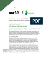 DREAM:IN Brasil - Report