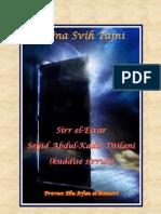Tajna Svih Tajni - Sejh Abdulkadir Dzejlani