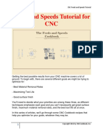 CNC Feeds and Speeds Cookbook