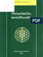 Varga Csaba - Metaelmélet, Metafilozófia, 489p, pdf letöltés
