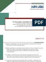 Dura Label Graphic Pvt Ltd