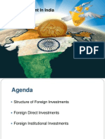 Foreign Investment by Group A5